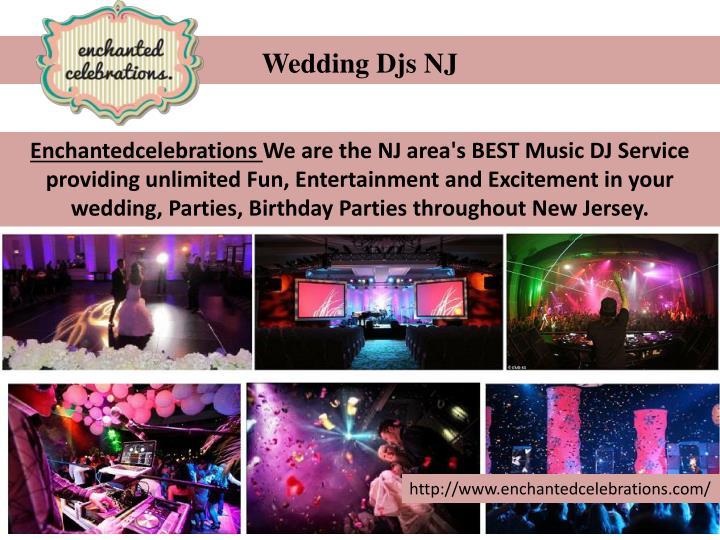 Wedding Djs NJ