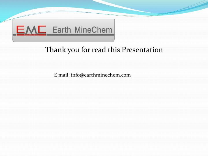 Thank you for read this Presentation