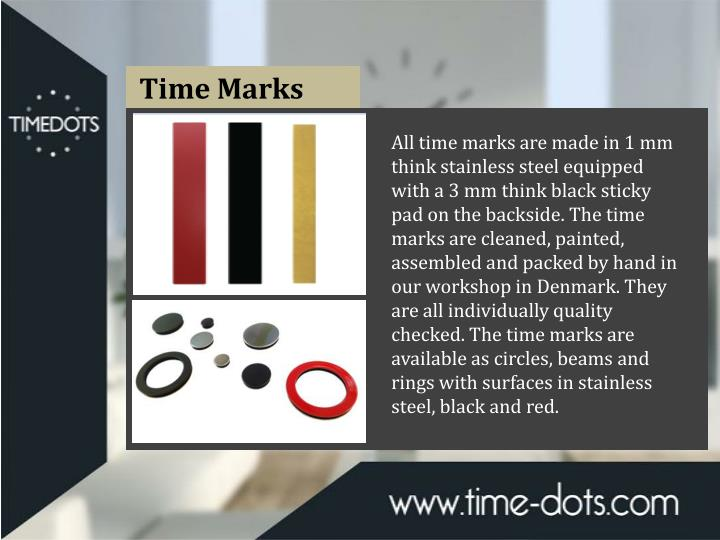 Time Marks