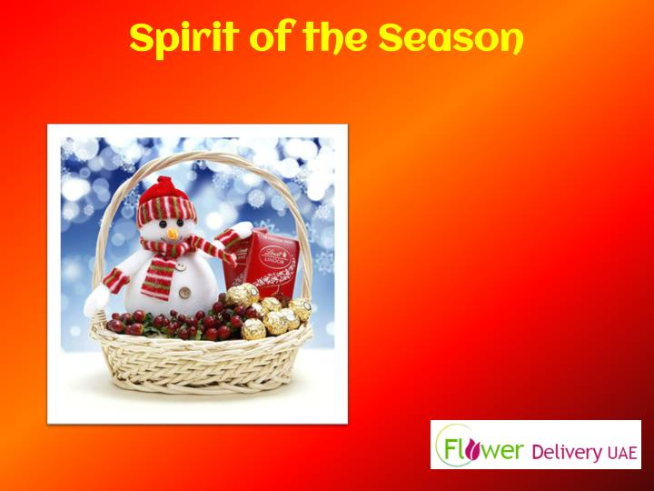 Spirit of the Season