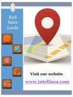 www intellisea com