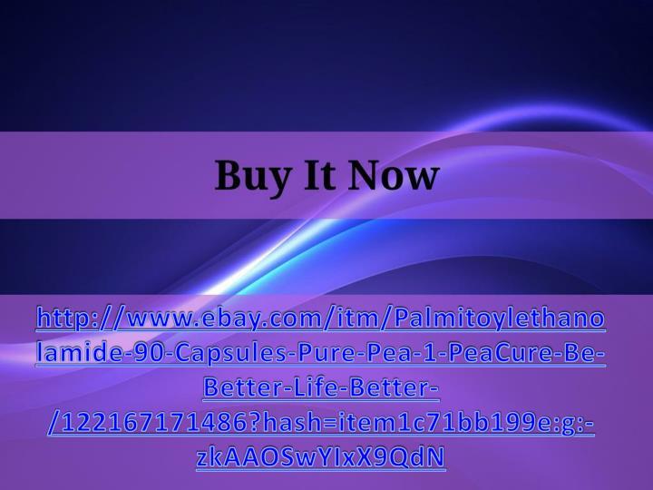 http://www.ebay.com/itm/Palmitoylethanolamide-90-Capsules-Pure-Pea-1-PeaCure-Be-Better-Life-Better-/122167171486?hash=item1c71bb199e:g:-zkAAOSwYIxX9QdN