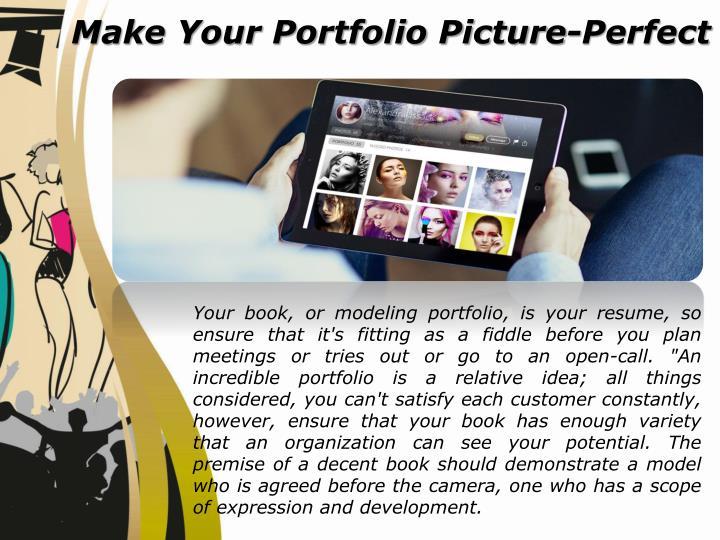 Make Your Portfolio Picture-Perfect