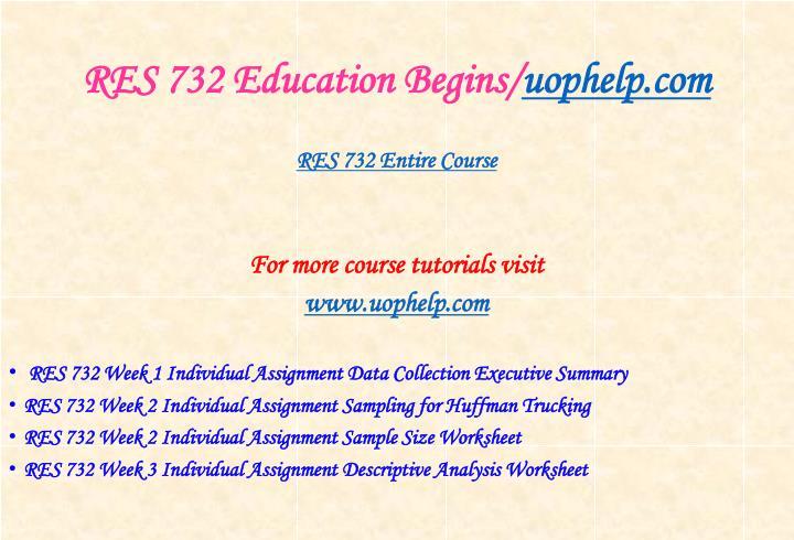 Res 732 education begins uophelp com1