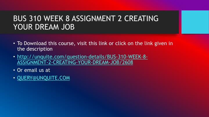 bus 520 assignment2 College essay writing service question bus 520 assignment 2 create a one (1) page outline in which you select topics and subtopics around your recommendations to improve the employee's involvement.