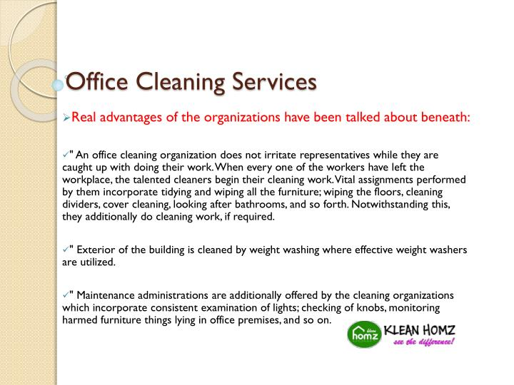 Office cleaning services2