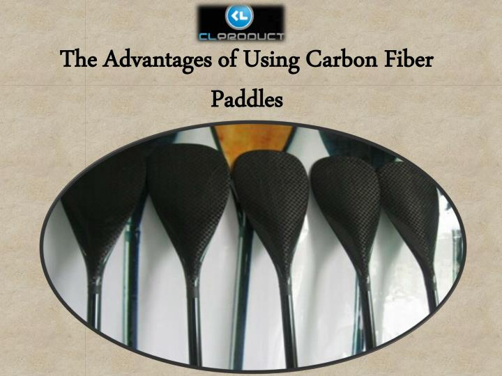 The Advantages of Using Carbon