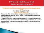 psych 515 mart career path begins psych515mart com7