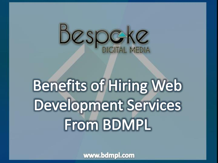Benefits of Hiring Web