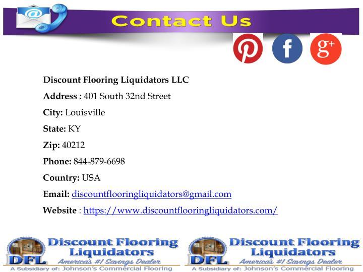 Discount Flooring Liquidators LLC
