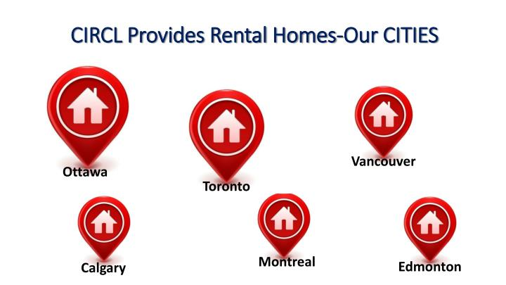 CIRCL Provides Rental Homes