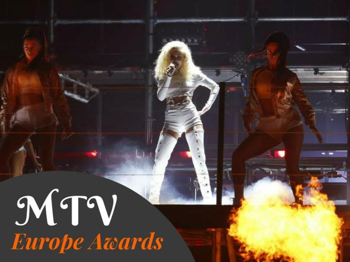 mtv europe awards n.