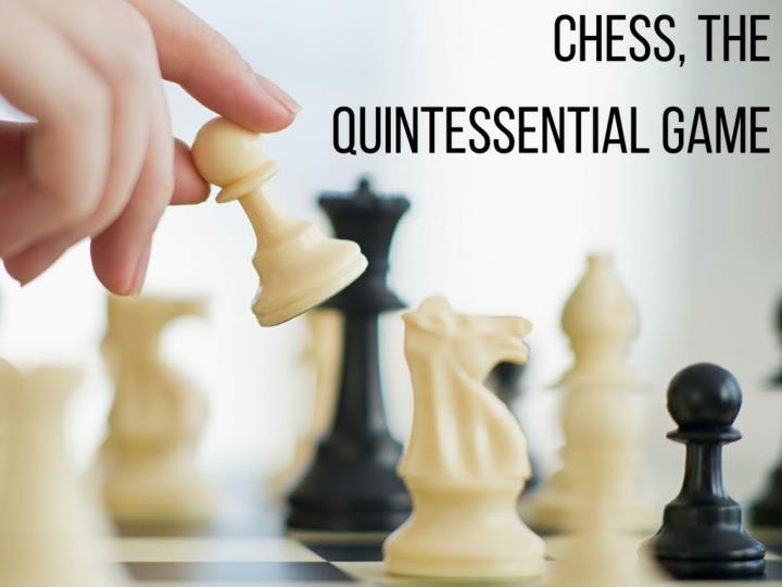 Chess sets info