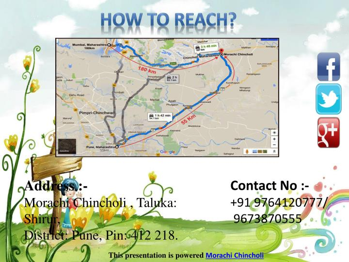 How to reach?