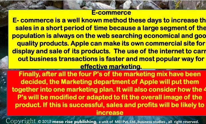 E E- -commerce