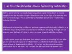 has your relationship been rocked by infidelity1