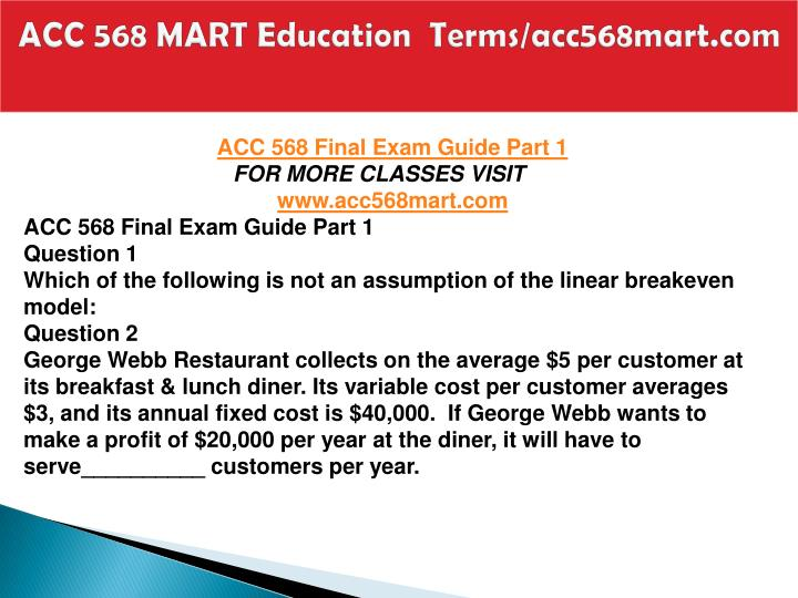Acc 568 mart education terms acc568mart com1