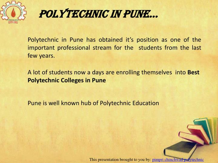 Polytechnic in pune