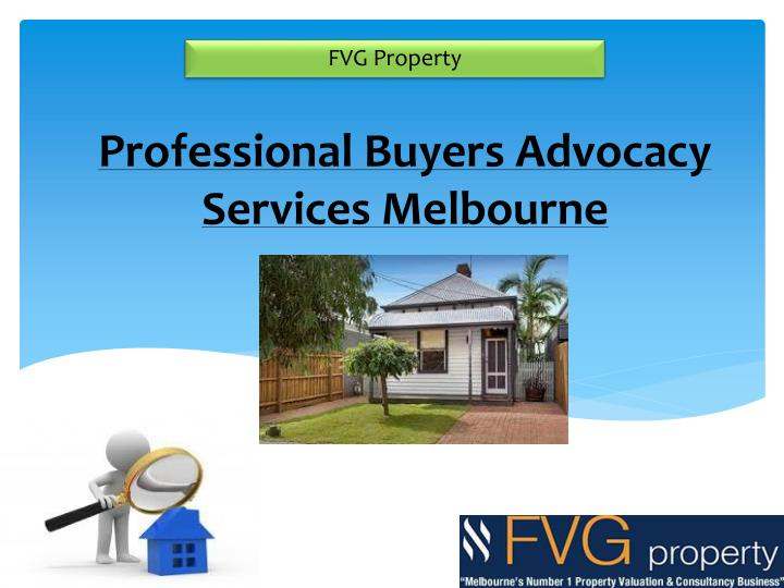 professional buyers advocacy services melbourne