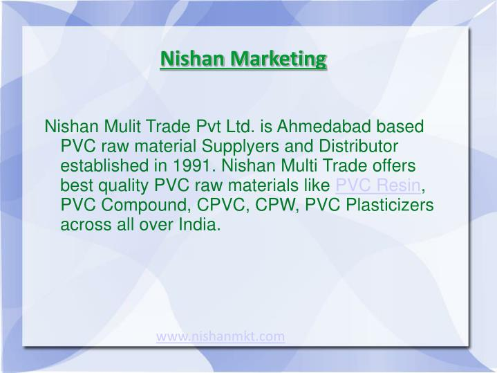 Nishan Marketing
