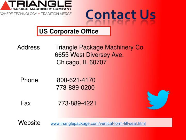 US Corporate Office
