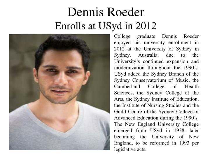 Dennis Roeder