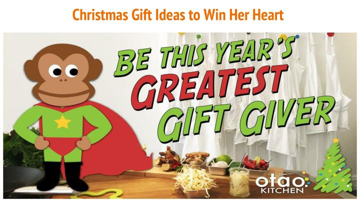 christmas gift ideas to win her heart n.