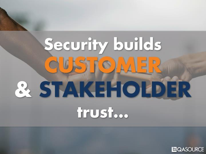 Security builds