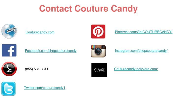 Contact Couture Candy