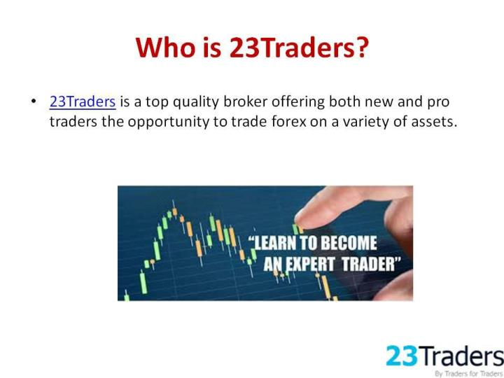To learn about forex trading from 23traders 7437840