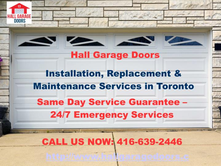 Hall Garage Doors