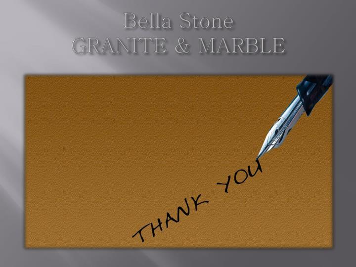 Bella Stone