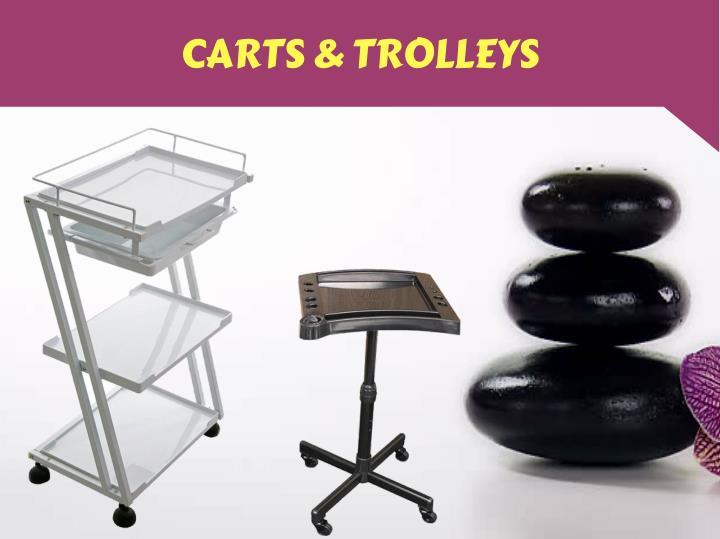 CARTS&TROLLEYS