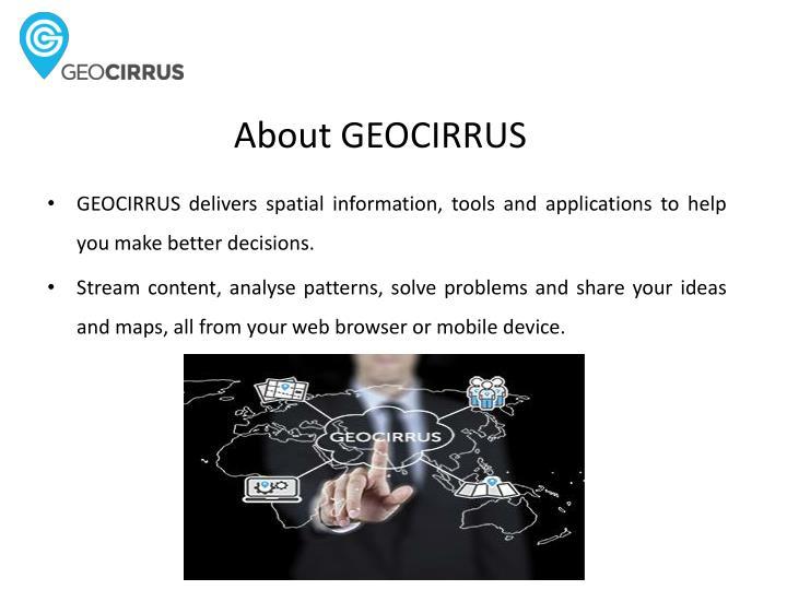 About geocirrus