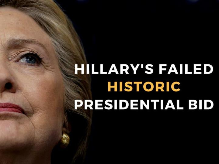 hillary s fizzled notable presidential bid