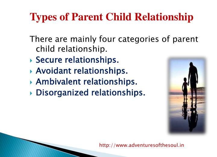 Types of Parent Child Relationship