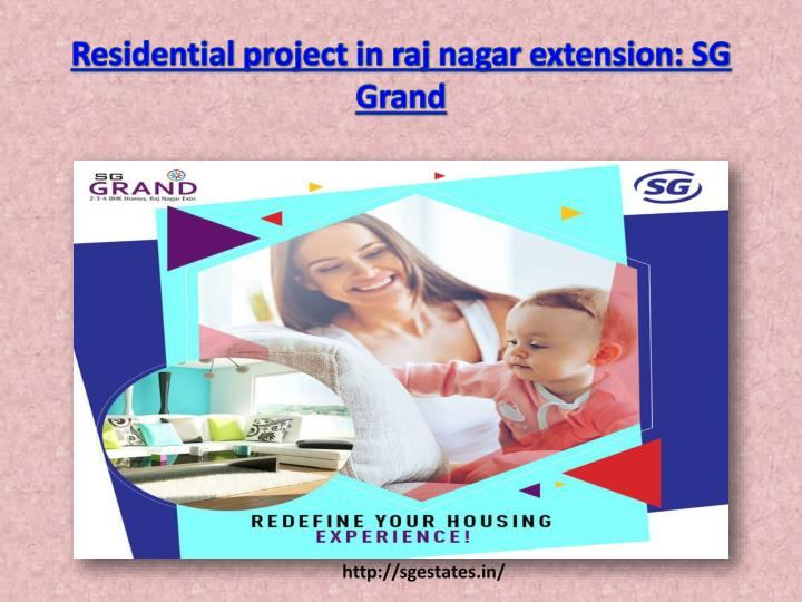 Residential project in raj