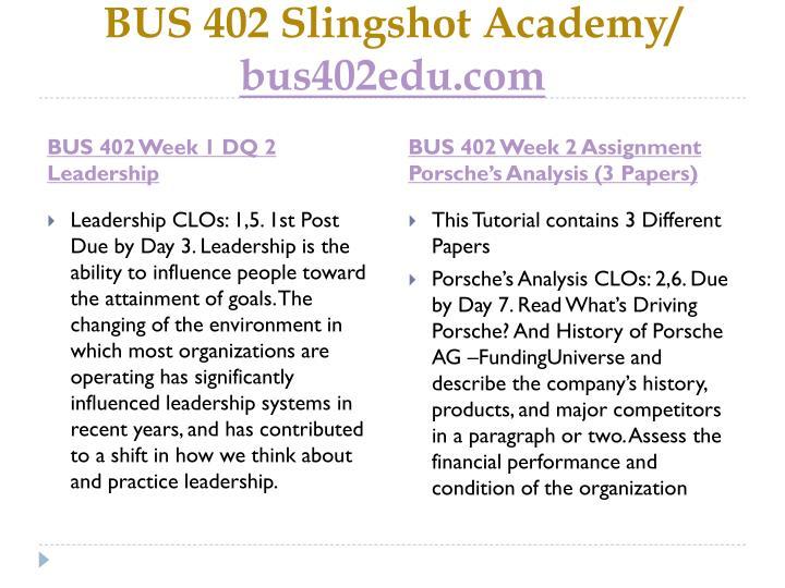 Bus 402 slingshot academy bus402edu com2