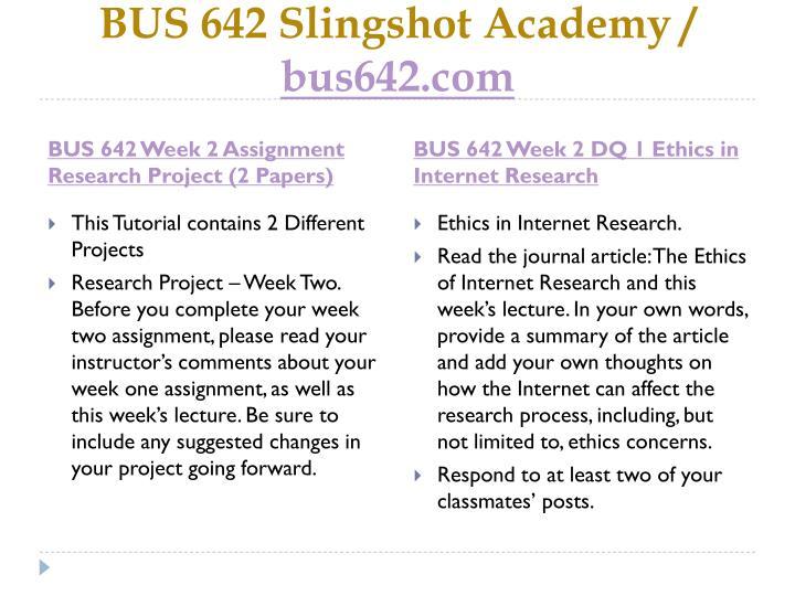 bus 642 week1 Bus642 / bus 642 / week 1 dq 1 scientific thinking bus642 / bus 642 / week 1 dq 2 making research decisions bus642 / bus 642 / week 1 exercises bus642 / bus 642 / week 2 dq 1 ethics in business research bus642 / bus 642 / week 2 dq 2 design of research bus642 / bus 642 / week 2 exercises bus642 / bus 642 / week 3 dq 1 measurement scales bus642.