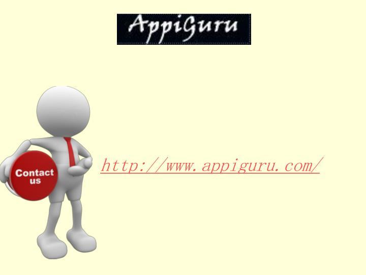 http://www.appiguru.com/