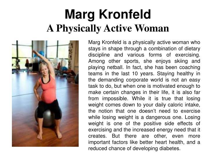 Marg Kronfeld