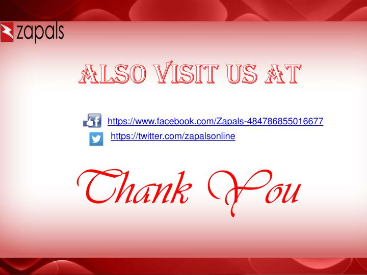 Also Visit us at