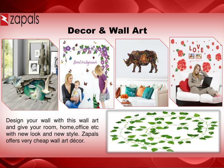 Decor & Wall Art