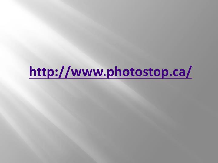 http://www.photostop.ca/