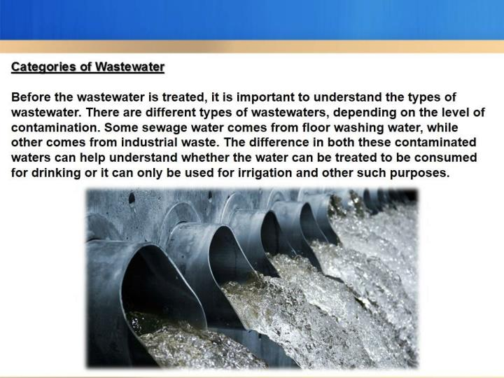 How to get rid of suspended solids from wastewater