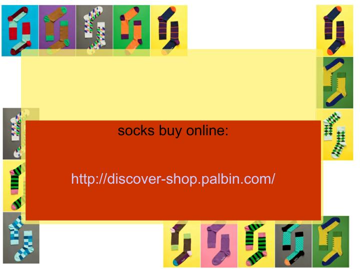 socks buy online:
