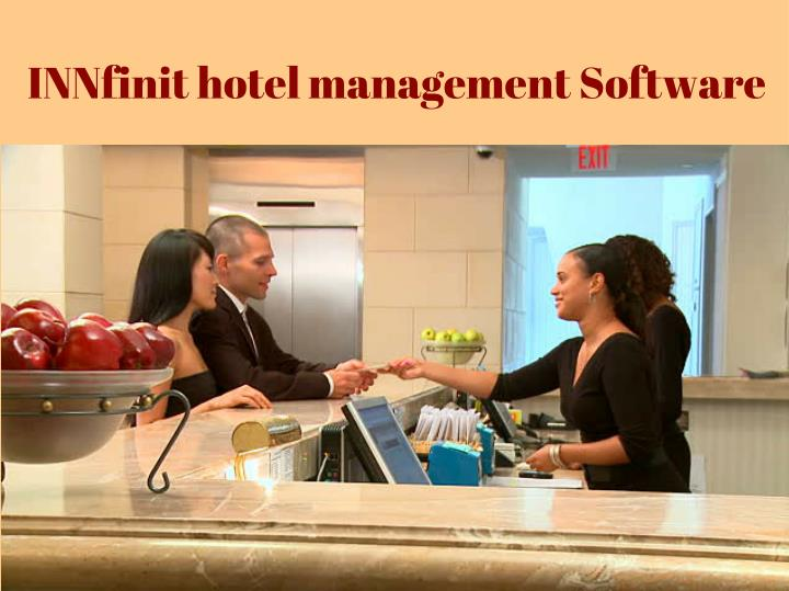 INNfinit hotel management Software