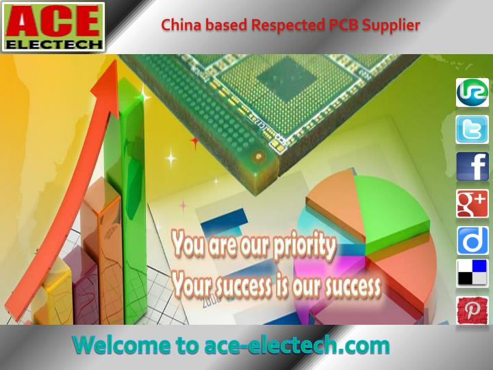 China based Respected PCB Supplier