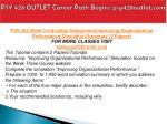 psy 428 outlet career path begins psy428outlet com10