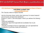 psy 428 outlet career path begins psy428outlet com11